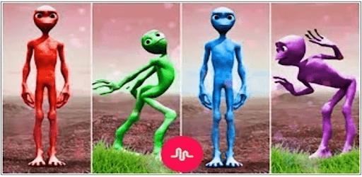 the alien dance pc screenshot