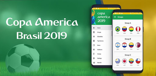 Live scores for the American Cup 2019 pc screenshot