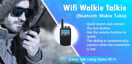 Wifi Walkie Talkie - Bluetooth Walkie Talkie pc screenshot