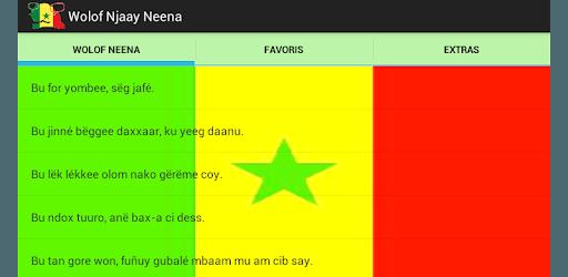 Wolof Njaay Neena pc screenshot