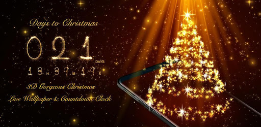 3d Christmas Live Wallpaper Countdown Widget Free For Pc