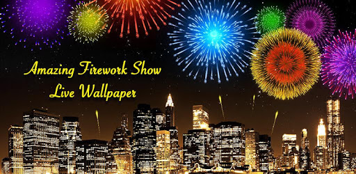 New Year Fireworks 2019 Live Wallpaper for PC - Free ...