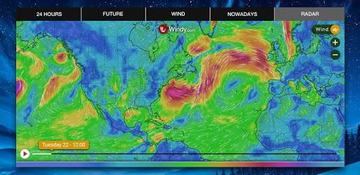 Weather Radar App Free & Storm Tracker pc screenshot
