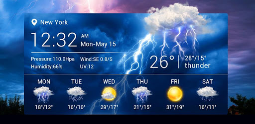 Live Weather Forecast App for PC - Free Download & Install