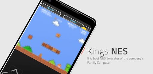 Kings NES : Emulator Classic Mini Edition pc screenshot