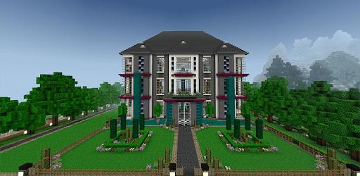Multi Craft : Mini Block Town pc screenshot