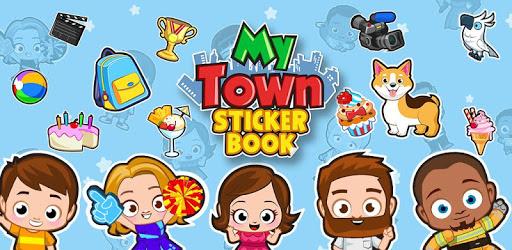 My Town : Sticker Book pc screenshot
