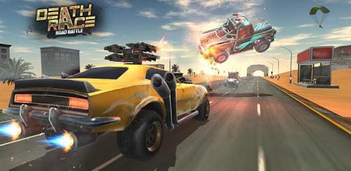 Death Race Road Battle pc screenshot