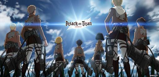 Attack on Titan: Assault pc screenshot