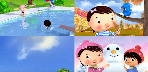 New Video Nursery Rhymes Collection pc screenshot