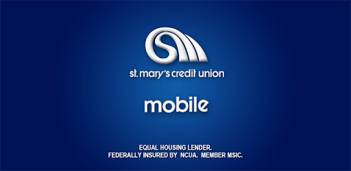 St. Mary's Credit Union's Mobile Banking pc screenshot