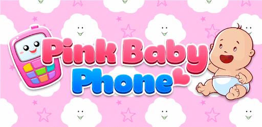 Pink Baby Phone Kids - Number Animal Music pc screenshot