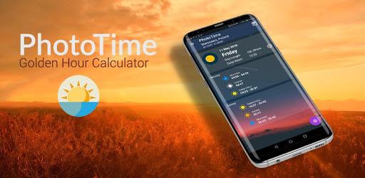 PhotoTime: Golden Hour - Blue Hour time Calculator pc screenshot