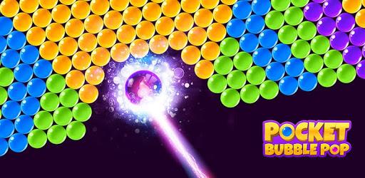 Pocket Bubble Pop pc screenshot