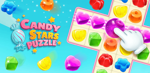 Candy Stars Puzzle pc screenshot