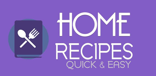 Home Recipes - Quick & Easy pc screenshot