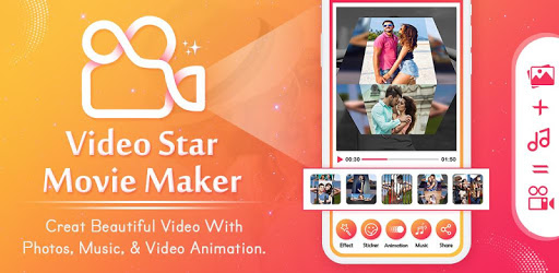 Video Star Movie Maker pc screenshot
