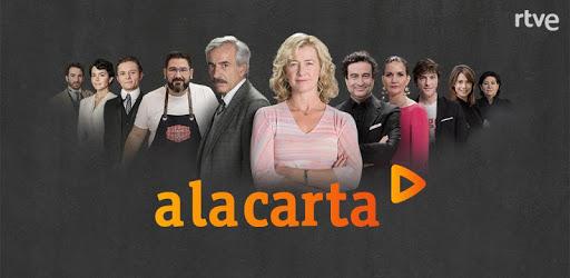RTVE alacarta pc screenshot