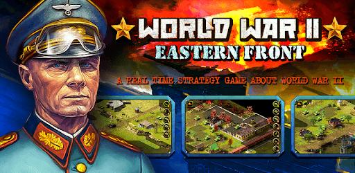 World War II: Eastern Front Strategy game pc screenshot