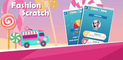 Fashion Scratch pc screenshot