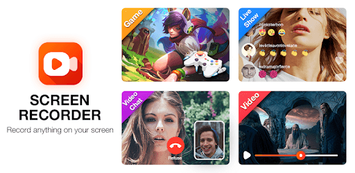 Screen Recorder For Game, Video Call, Online Video pc screenshot