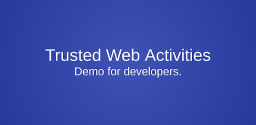 TWA Demo (Trusted Web Activities Sample / Example) pc screenshot