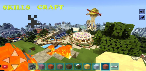 Skills Craft pc screenshot