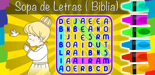 Sopa de Letras de la Biblia pc screenshot
