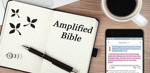The Amplified Bible, audio free version pc screenshot