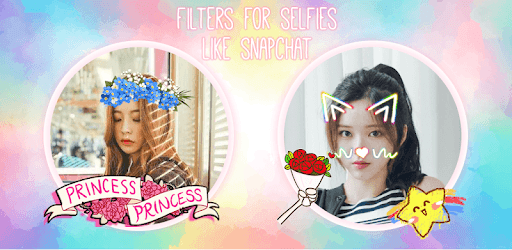 Filters for selfie like snapart camera pc screenshot