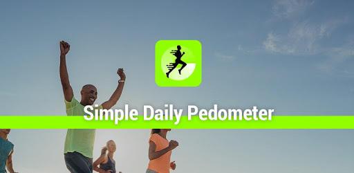 Simple Daily Pedometer pc screenshot