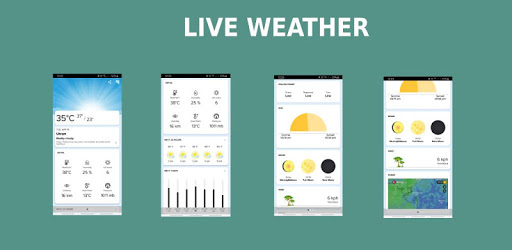Live Weather & Local Weather pc screenshot