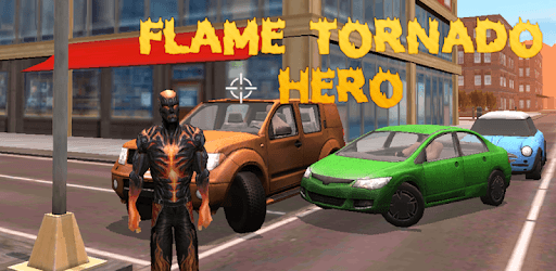 Immortal Flame Tornado Hero Vegas Crime Vice Sim 2 pc screenshot