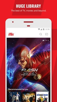 iflix APK screenshot 1