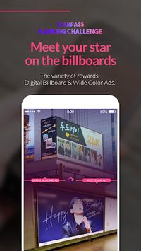 STARPASS - idol fandom app, SBS MTV The Show vote APK screenshot 1