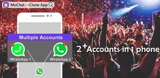 MoChat(Clone App)--Clone Multi Parallel Accounts Download for PC On