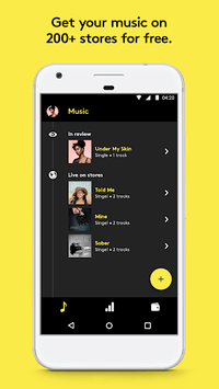 Download Amuse latest Android APK
