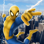 Spider Hero: Superhero Fighting icon