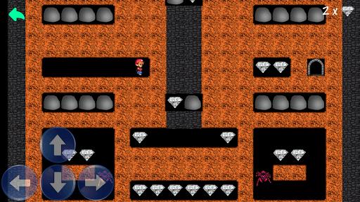 Free Online Diamond Mine Game