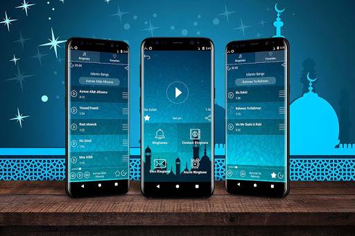 Famous Islamic Songs & Music & Ringtones 2018 APK screenshot 1