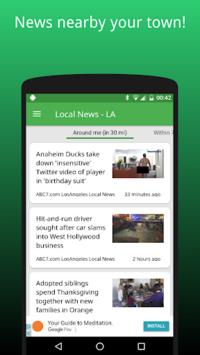 Local News APK screenshot 1