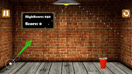 Beer Pong Tricks APK screenshot 1