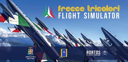 Frecce Tricolori Flight Sim for PC - Free Download & Install