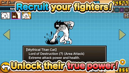 The Battle Cats APK screenshot 1