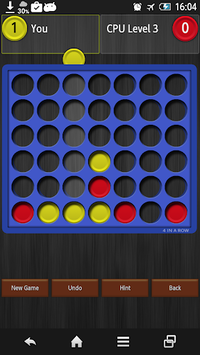4 in a Row APK screenshot 1