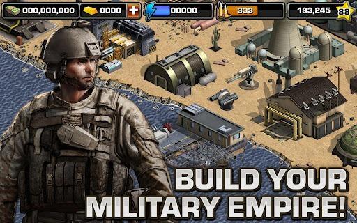 Modern War by GREE APK screenshot 1