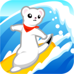 Surfing Ermine for pc icon