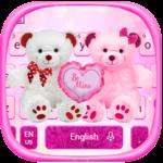 Teddy Bear Keyboard Theme icon