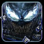 Venom Symbiote Avenger Keyboard Theme icon