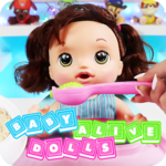 Baby Alive Dolls icon